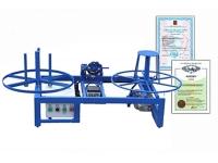 Устройство перемотки кабеля (провода, троса, каната) УНК-5-2НП