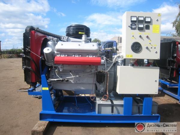 Дизель-генератор 80 кВт | В утепленном блок-контейнере Север
