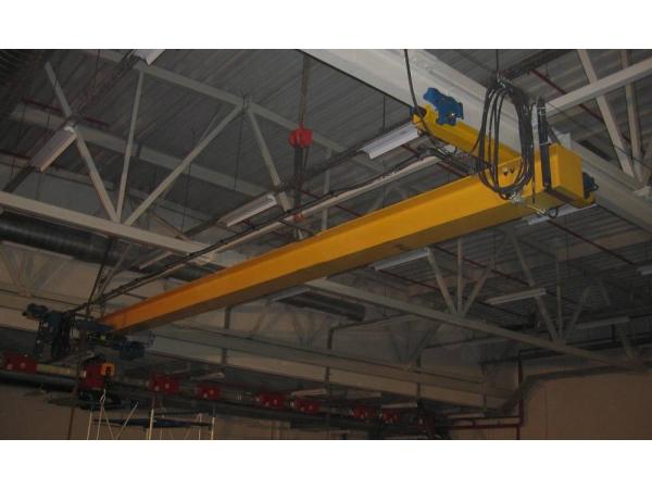 Кран мостовой однобалочный подвесной 1 тн
