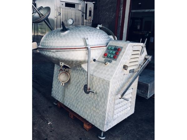 Куттер вакуумный Kramer Grebe 125 л, б.у.