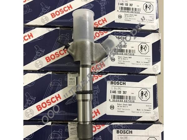 Дизельная форсунка BOSCH 0445120357 (HOWO A7)