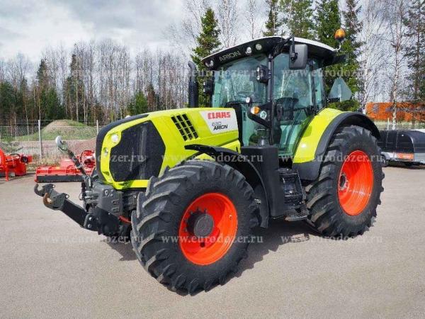 Трактор CLAAS 630, 2016 г, 1000 м/ч, из Европы
