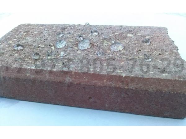 Гидрофобизация декоративного камня