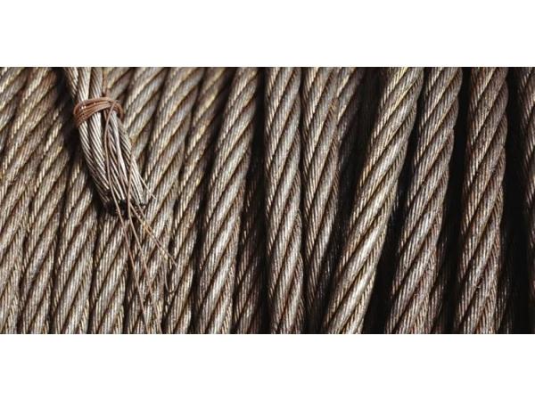 Куплю стальной канат, тросс в лом (рез. по 1 м)