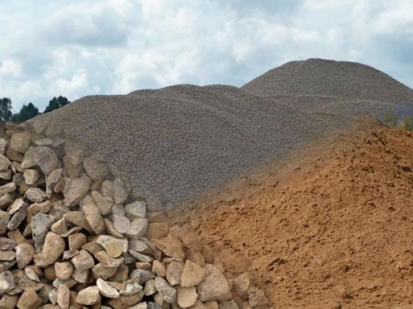 Песок (речной и карьерный) с доставкой
