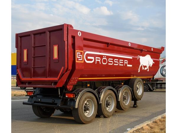 Полуприцеп Grosser F30