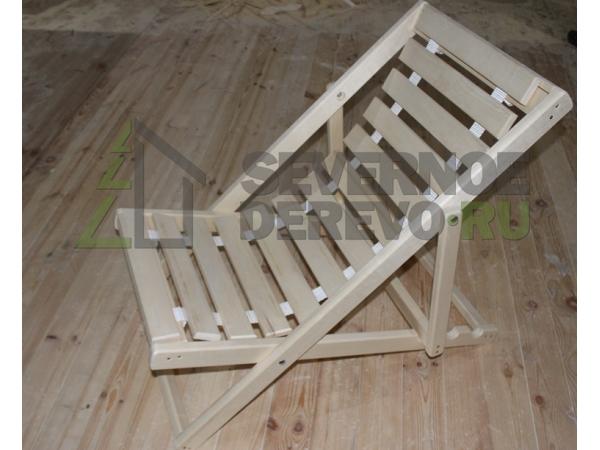 Мебель из осины для бани и сауны