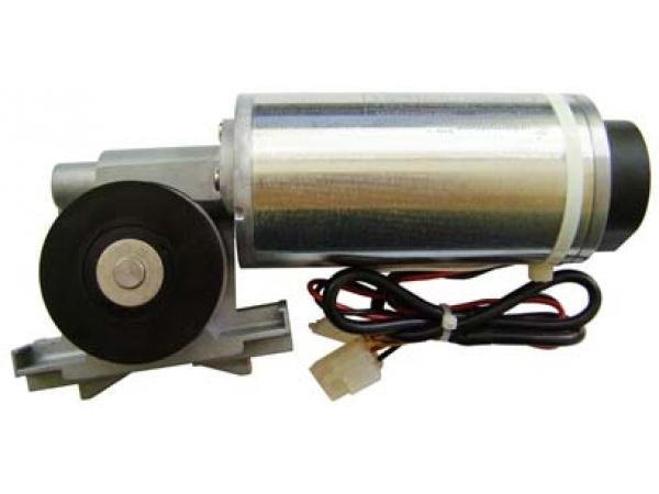 Электродвигатель для раздвижных автоматических дверей Geze DCU1.