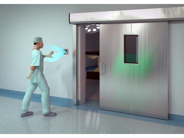 Датчик Magic Switch  промышленных и медицинских автоматических дверей