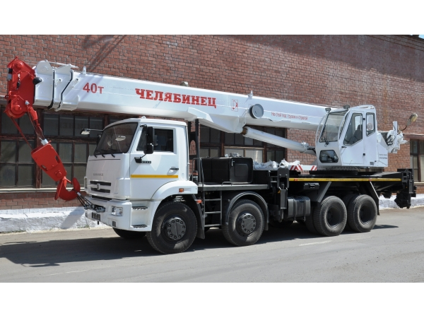 Автокран Челябинец КС-65711-34 шасси 6540