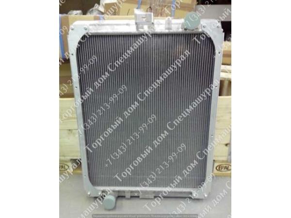 Радиатор КАМАЗ-65111, 6540, 53605, 6426 алюминиевый ШААЗ