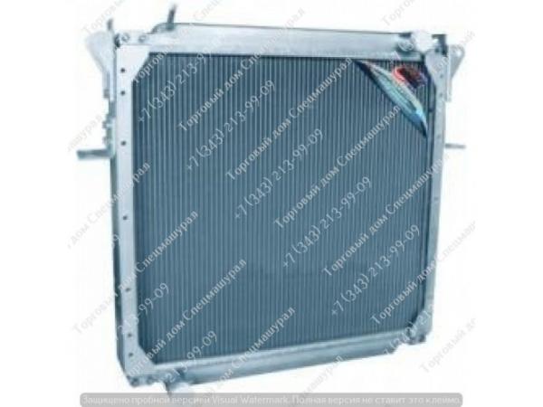 Радиатор МАЗ-437030, 437041, 437130 алюминиевый ЕВРО-3 ШААЗ