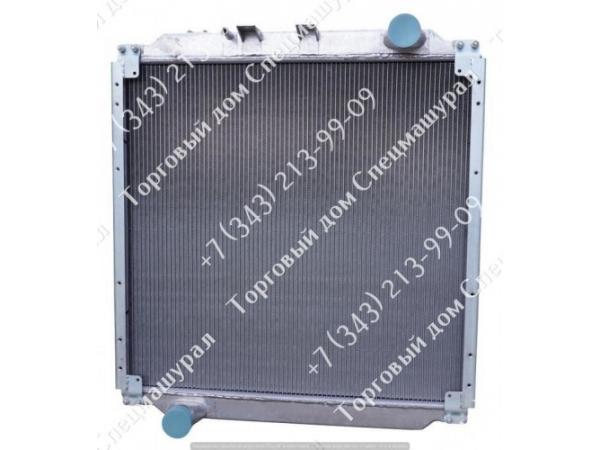 Радиатор МАЗ-5440В5, 6312В5 алюминиевый ЕВРО-4 ШААЗ
