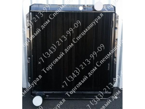 Радиатор КАМАЗ-54115, 65115 медный ЕВРО-2 3-х рядный ШААЗ