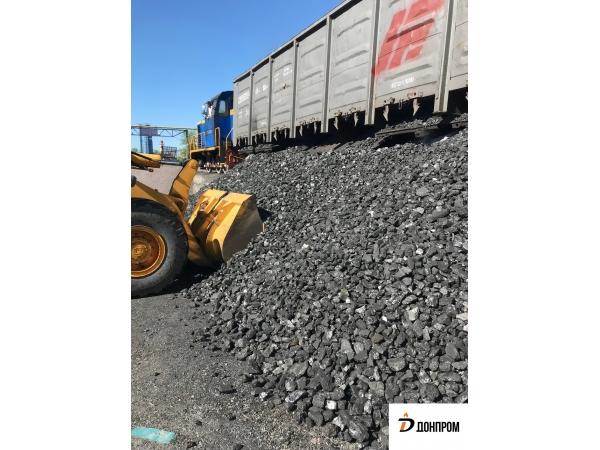 Уголь каменный Антрацит от производителя