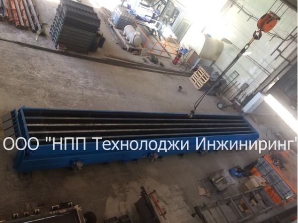 Металлоформы опор СВ-95, СВ-105, СВ-110. Вибро+электропрогрев.