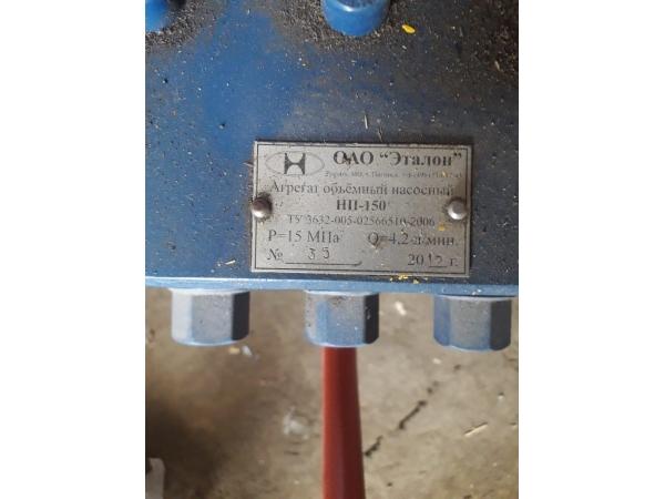 Продам насосный агрегат НП-150