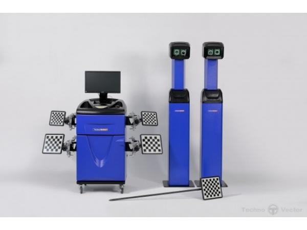 ТЕХНО ВЕКТОР 7 с технологиями 3D для грузовых автомобилей