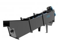 Очистительная машина для крупнозернистого песка серии CW/BW