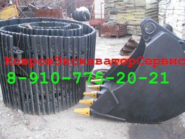 Запчасти для экскаваторов Ковровец ЭО 4225А, 4224