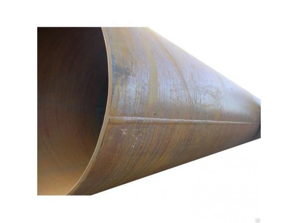 Труба лежалая 530х8 17Г1С в наличии