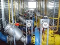 Блочные насосные станции, модульные насосные установки