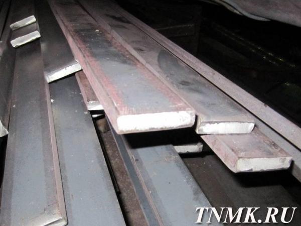 Полоса 50х120мм сталь 10хснд