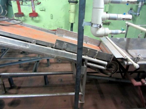 Оборудование для производства мяса и муки из криля