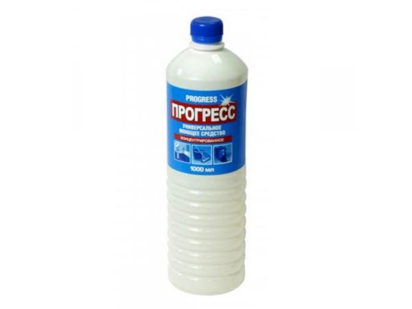 ПРОГРЕСС Универсальное моющее средство, канистра 5 л, объем 1 л