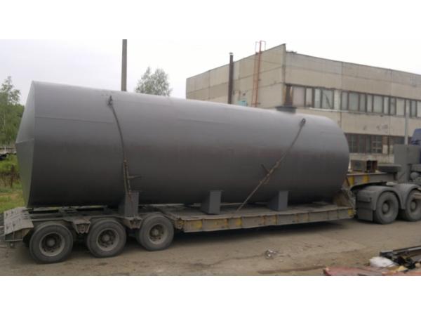Резервуар стальной горизонтальный (РГСН, РГСП) 50м3