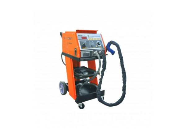 Аппарат для выравнивания металлических поверхностей (споттер)
