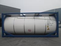 Танк-контейнер T11 новый 24 м3 без пароподогрева и термоизоляции