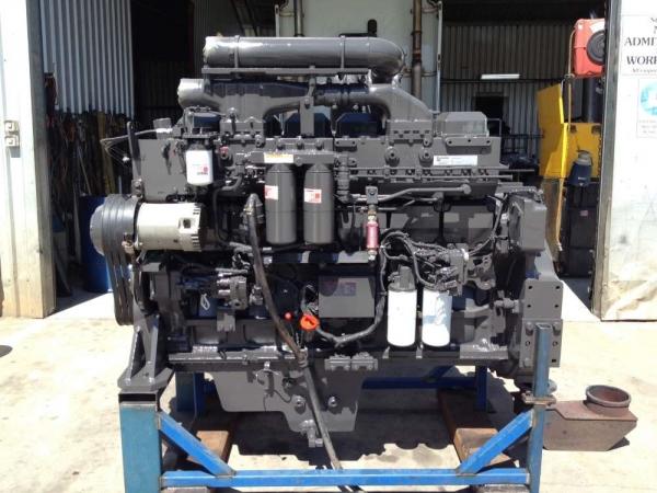 Двигатель cummins QSK23
