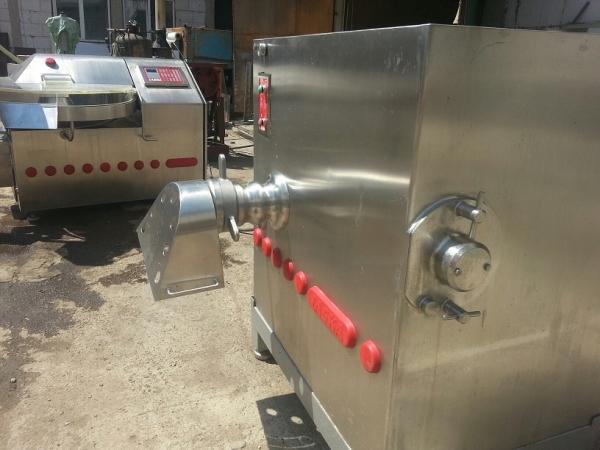 Мясоперерабатывающее оборудование б/у