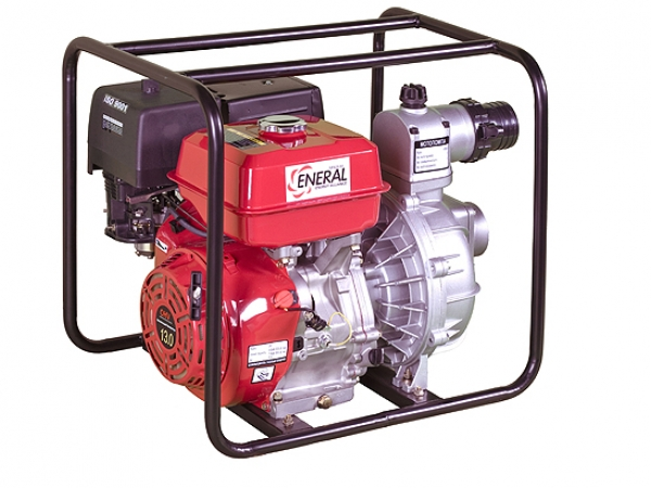 Мотопомпа пожарная бензиновая МПБВ-80 ENERAL