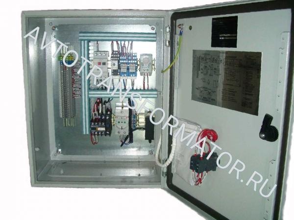 Шкаф автоматического управления дутья ШД-2
