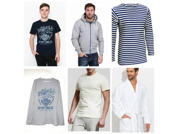 Одежда трикотаж для мужчин от производителя Иванов