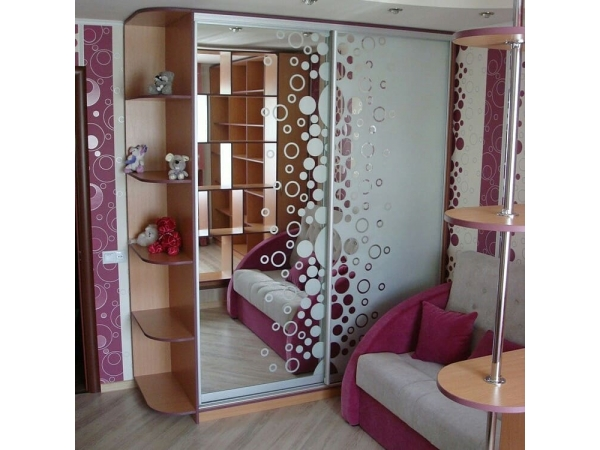 Шкафы-купе, корпусная мебель, детские, гардеробные на заказ