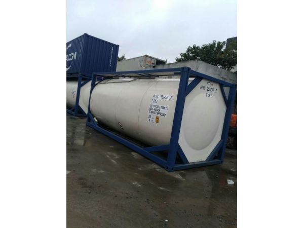 Танк-контейнер 25м3 тип Т11 с термоизоляцией , новый 23600$