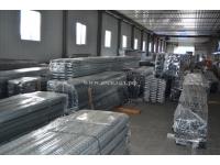 Изготовление металлических стеллажей на заказ