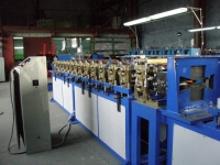 Автоматизированная линия для производства профиля