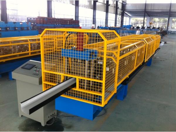 Полноавтоматическое оборудования для производства желоба,Китай 2018
