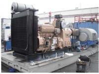 Буровая насосная установка F500 с двигателем Cummins  Kta19-P700 и нас