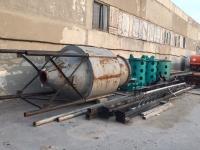 Станция растаривания мягких контейнеров типа Биг-Бэг