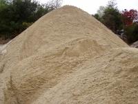 Песок карьерный, Песок мытый