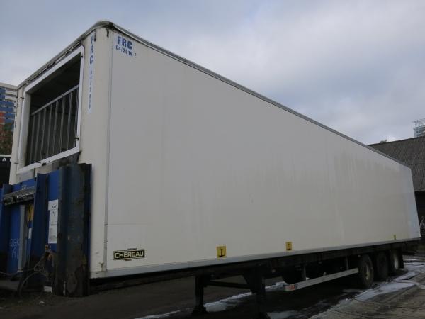 Фургон изотермический Chereau, 2006