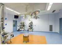 Антибактериальные конструкционные HPL панели для оперблоков