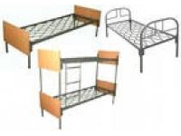 Одноярусные кровати металлические, кровати металлические для больниц
