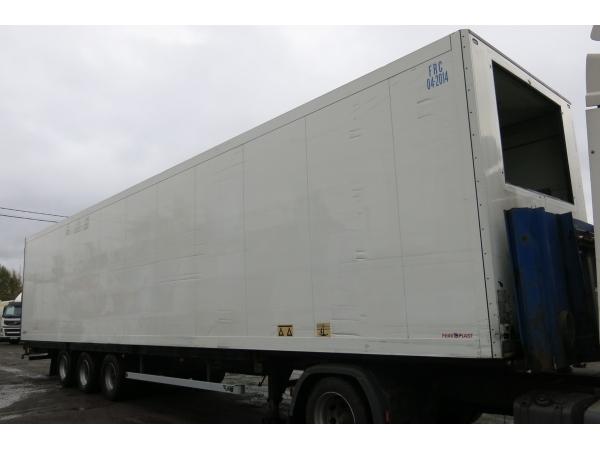 Разборка полуприцепов фургон изотермический Schmitz , 2007