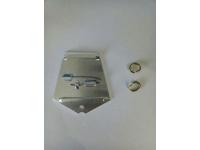 Алюминиевая пятиугольная колодка